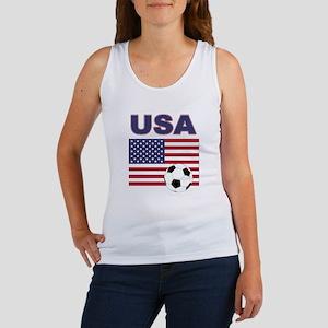 USA soccer Tank Top