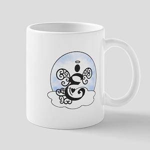 E Monogram Mugs