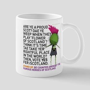 Proud? Mug