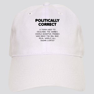 Politically Correct Pansies Hat