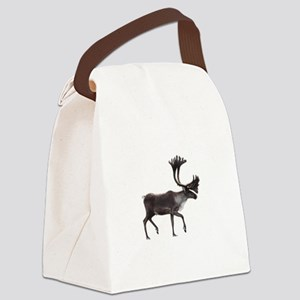 caribou Canvas Lunch Bag