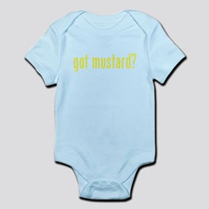 got mustard? Body Suit