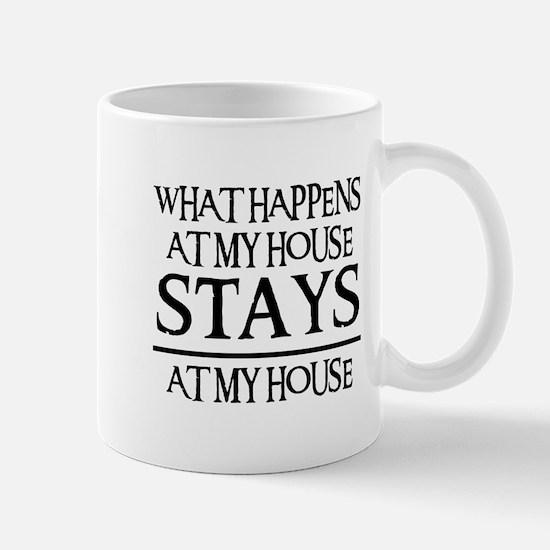 MY HOUSE Mug