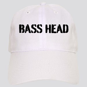 Bass Head Cap In Rugged Text