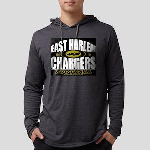 EAST HARLEM CHARGERS FOOTBALL Long Sleeve T-Shirt
