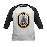 USS IWO JIMA Kids Baseball Tee