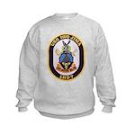 USS IWO JIMA Kids Sweatshirt