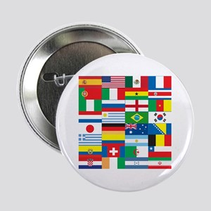 "Flags of 32 Countries 2.25"" Button"