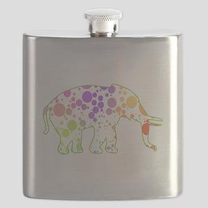 ELEPHANT COORDINATES Flask