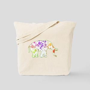 ELEPHANT COORDINATES Tote Bag