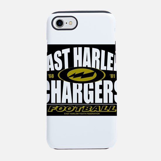 EAST HARLEM CHARGERS FOOTBALL iPhone 7 Tough Case