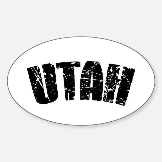 Utah Decal