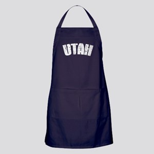 Utah White Apron (dark)