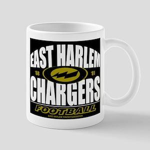 EAST HARLEM CHARGERS FOOTBALL Mugs