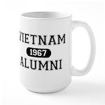 ALUMNI 1967 Large Mug