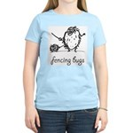 Fencing Bugs 1 Women's Light T-Shirt