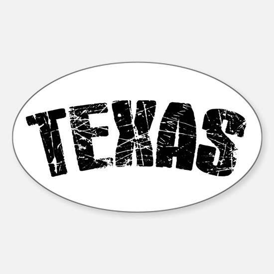 Texas -01 Decal