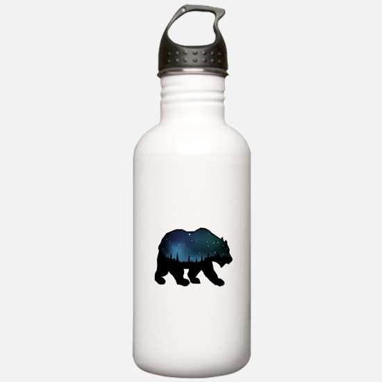 BEAR SKIES Water Bottle