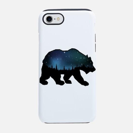 BEAR SKIES iPhone 7 Tough Case