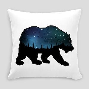 BEAR SKIES Everyday Pillow