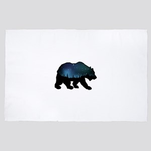 BEAR SKIES 4' x 6' Rug