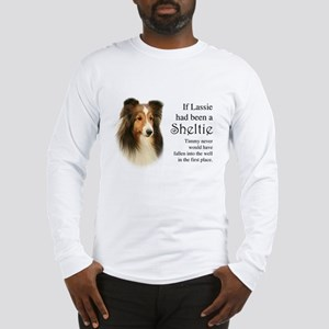 Timmy's Sheltie #2 Long Sleeve T-Shirt