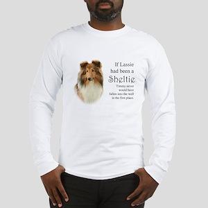 Timmy's Sheltie Long Sleeve T-Shirt