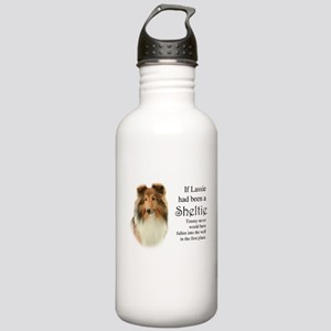 Timmy's Sheltie Stainless Water Bottle 1.0L