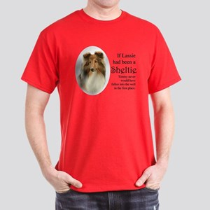 Timmy's Sheltie Dark T-Shirt