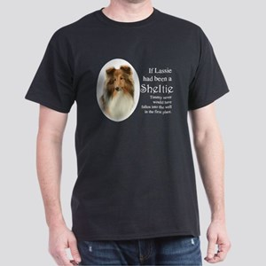 Timmy's Sheltie Dark T-Shirt