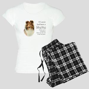 Timmy's Sheltie Women's Light Pajamas
