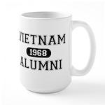 ALUMNI 1968 Large Mug