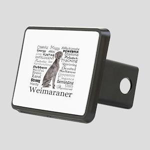 Weimaraner Traits Hitch Cover