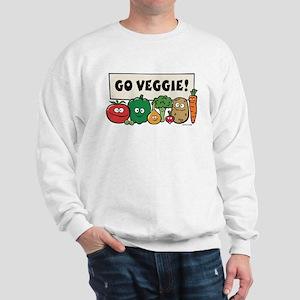 Go Veggie! Sweatshirt