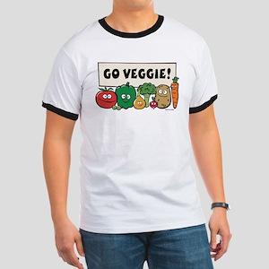 Go Veggie! Ringer T