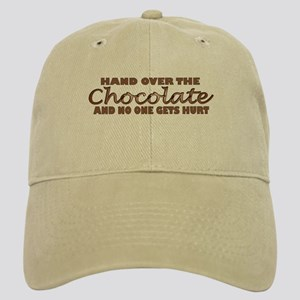 Hand over the chocolate Cap