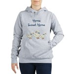 Home Sweet Home Women's Hooded Sweatshirt