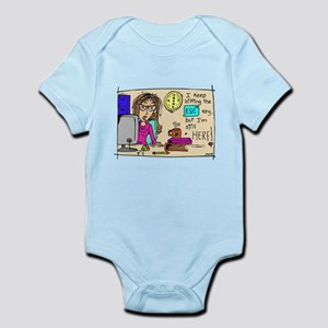 Escape Key Humor Infant Bodysuit