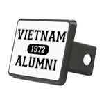 ALUMNI 1972 Rectangular Hitch Cover