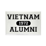 ALUMNI 1972 Rectangle Magnet