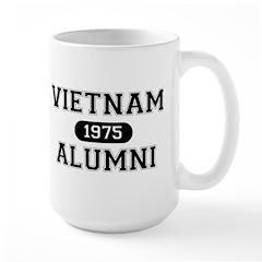 ALUMNI 1975 Large Mug