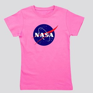 NASA Meatball Logo Girl's Tee