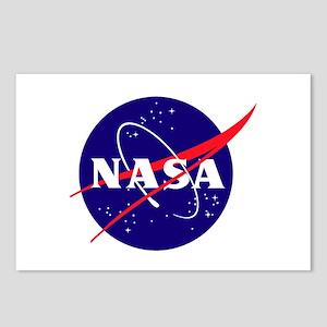 NASA Meatball Logo Postcards (Package of 8)