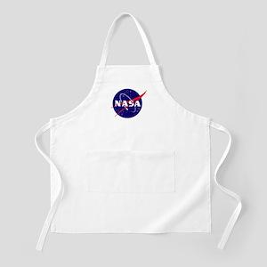 NASA Meatball Logo Apron