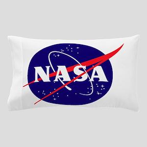 NASA Meatball Logo Pillow Case