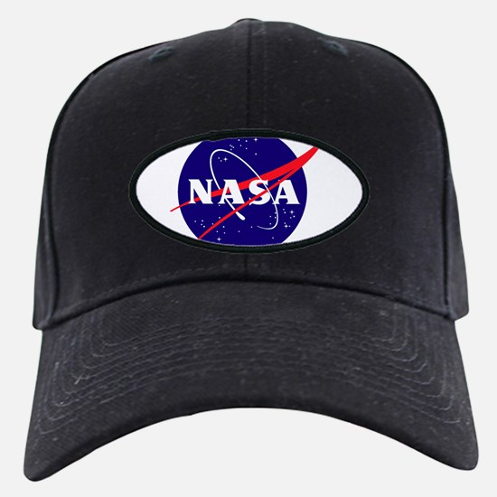 NASA Meatball Logo Baseball Hat