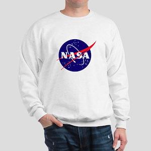 NASA Meatball Logo Sweatshirt