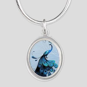 Elegant Peacock Necklaces