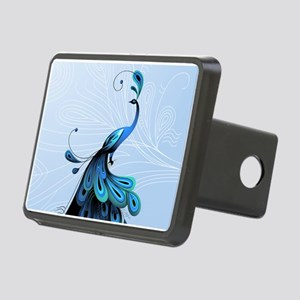 Elegant Peacock Hitch Cover