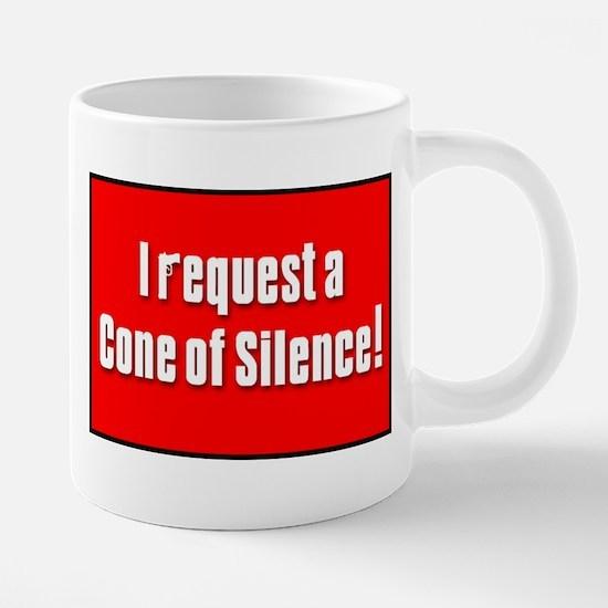 Cone of Silence Get Smart Mugs
